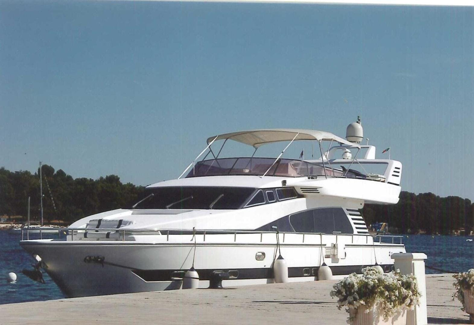 1998 Elegance 70' 70 Motor Yacht  | Picture 1 of 51