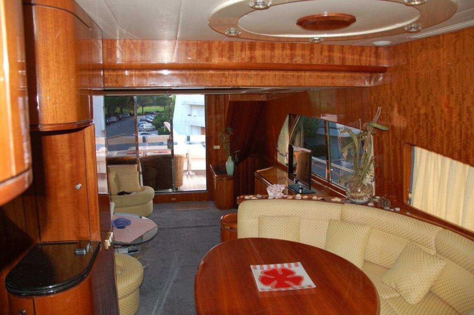 1998 Elegance 70' 70 Motor Yacht  | Picture 2 of 51