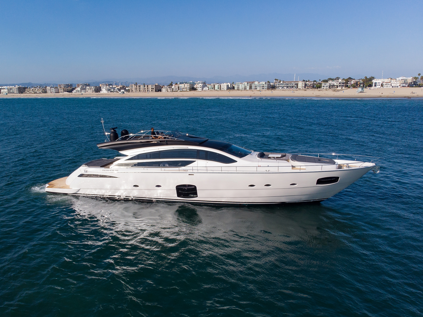 82' Pershing 2017 Pershing 82 Double or Nothing