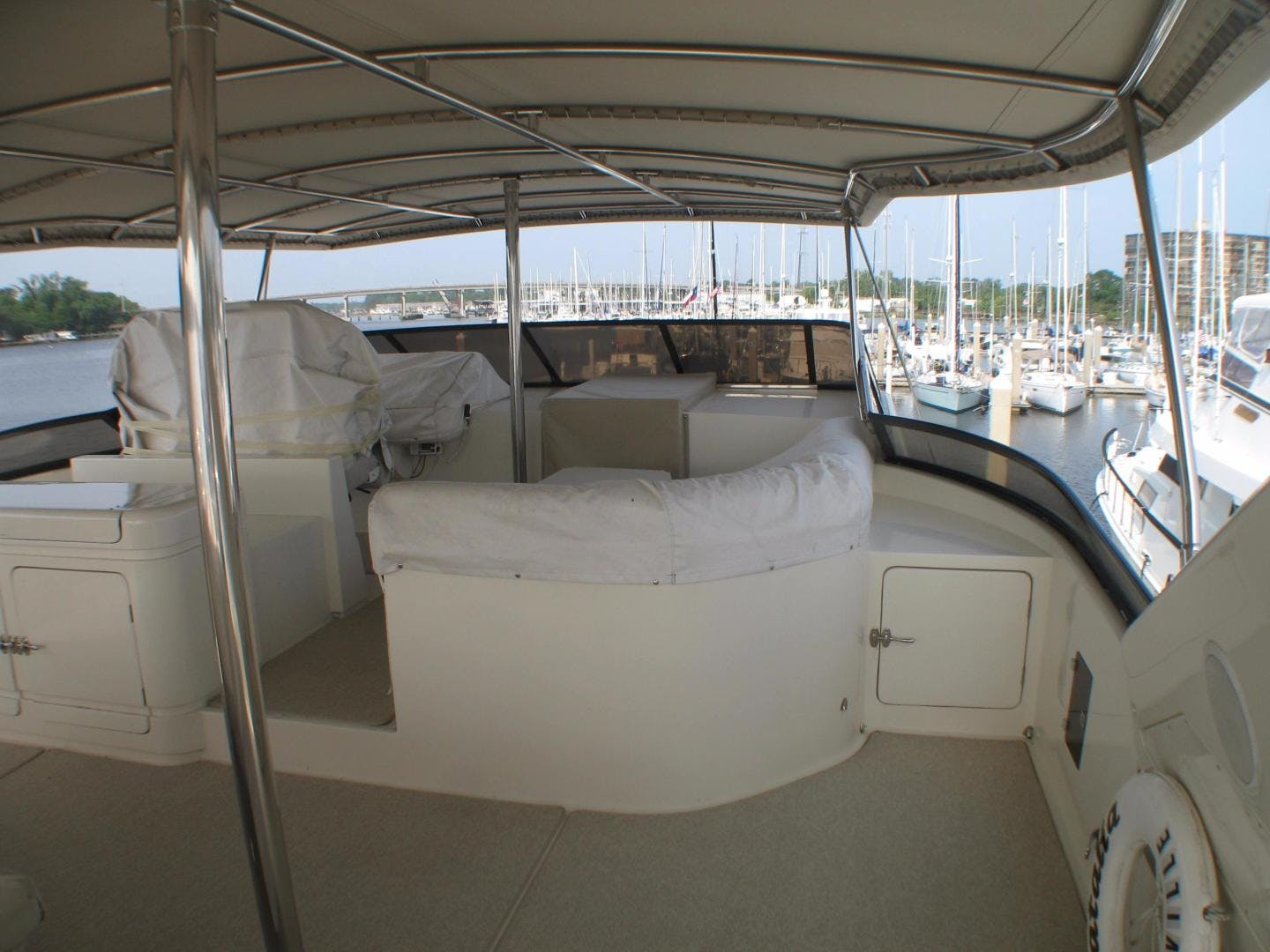 1996 Azimut 100' 100 Jumbo Natalia | Picture 8 of 83