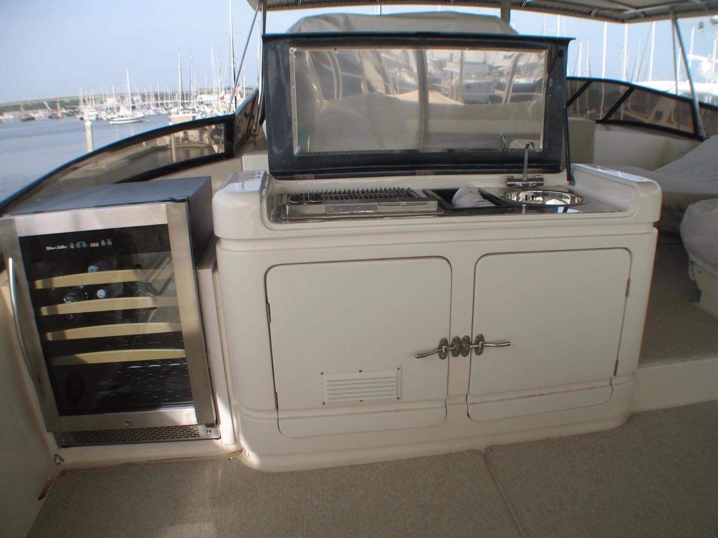 1996 Azimut 100' 100 Jumbo Natalia | Picture 6 of 83
