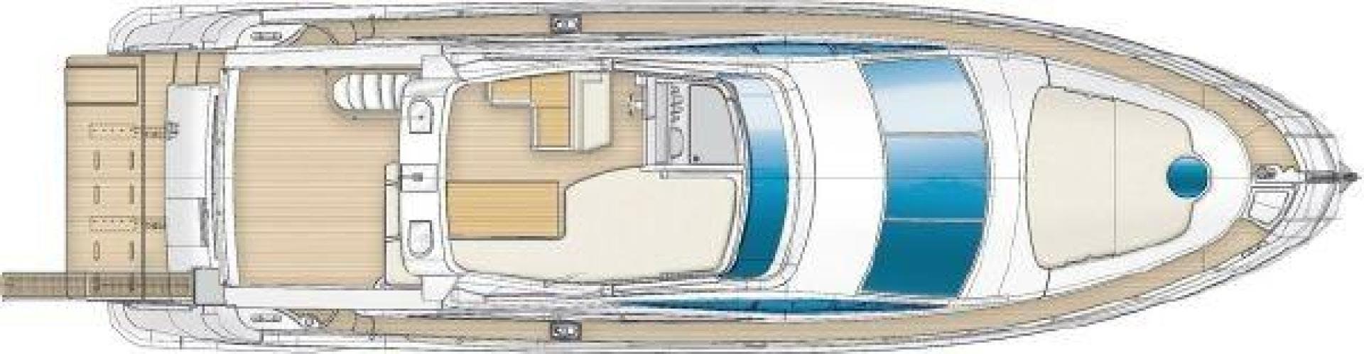 2016 Azimut 60' 60 Flybridge SexSea | Picture 5 of 39