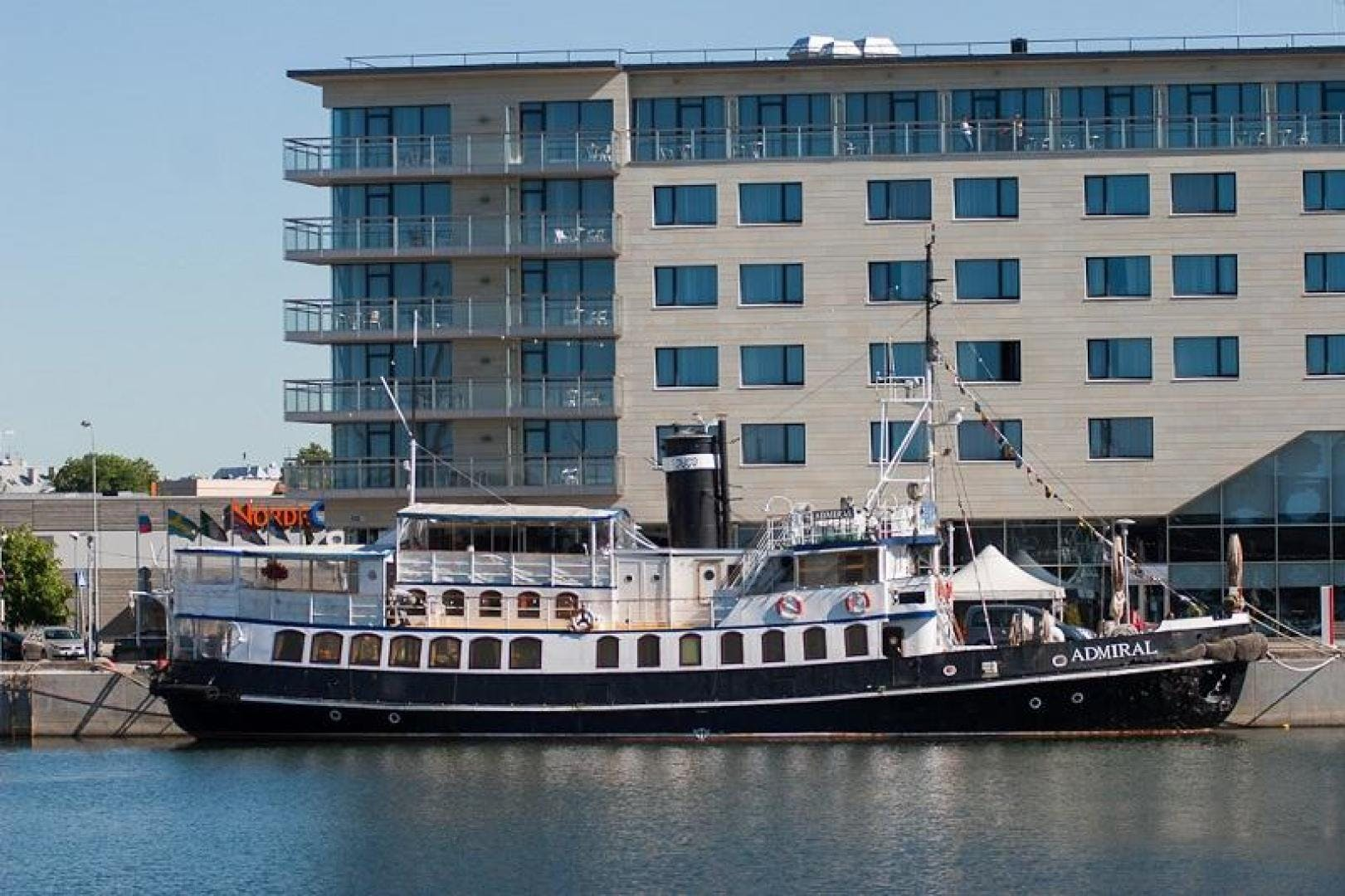 1955 Admiral 100' 100 Steamship  | Picture 8 of 23