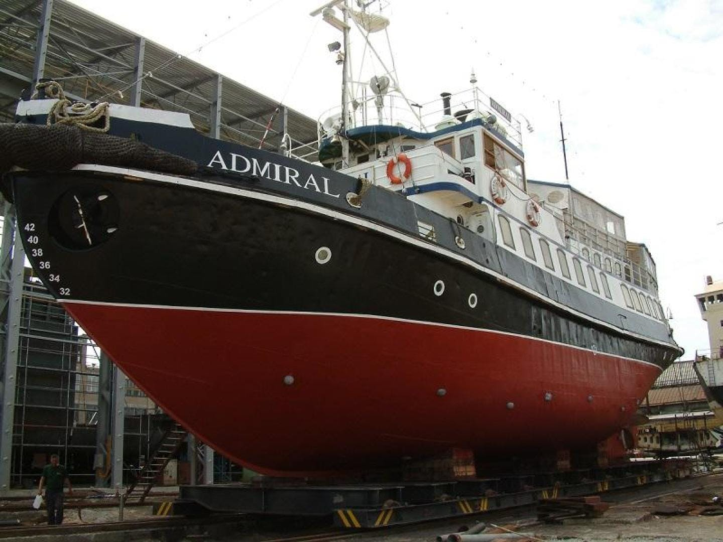 1955 Admiral 100' 100 Steamship  | Picture 4 of 23
