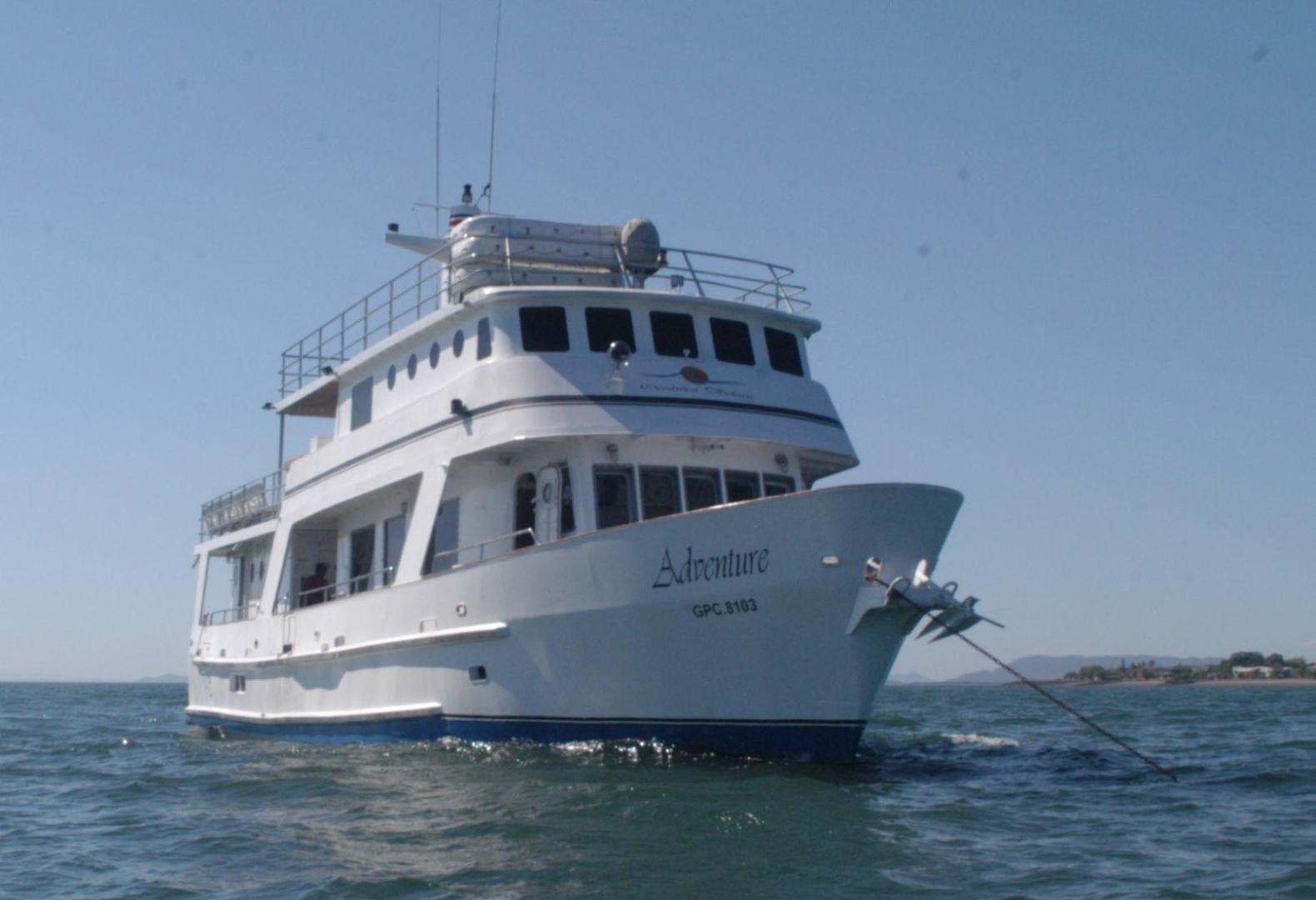 1982 Custom 100' Yacht 85 Dive Expedtion    Picture 7 of 15