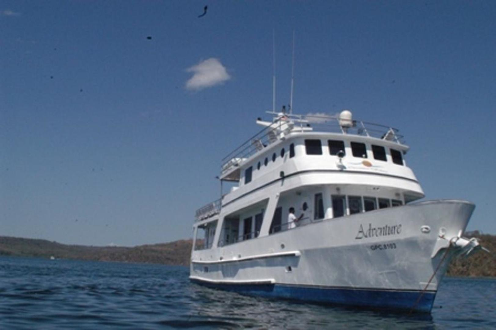 1982 Custom 100' Yacht 85 Dive Expedtion