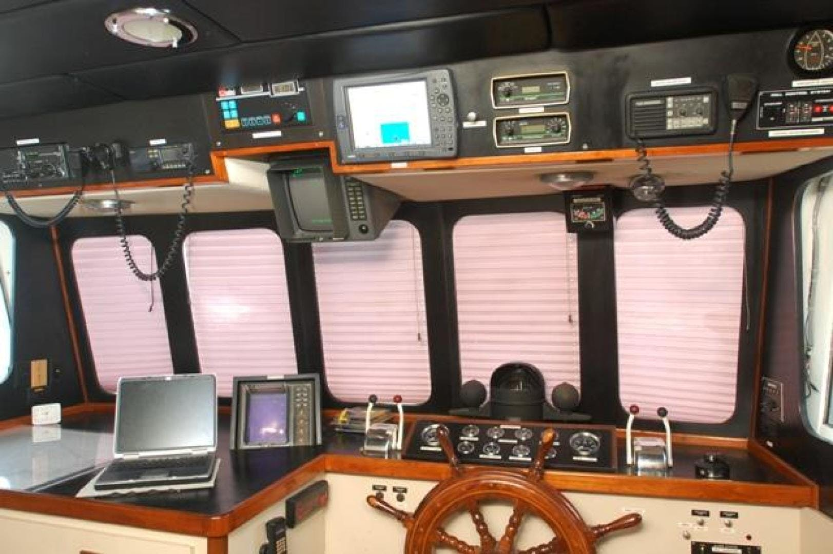 1982 Custom 100' Yacht 85 Dive Expedtion    Picture 2 of 15