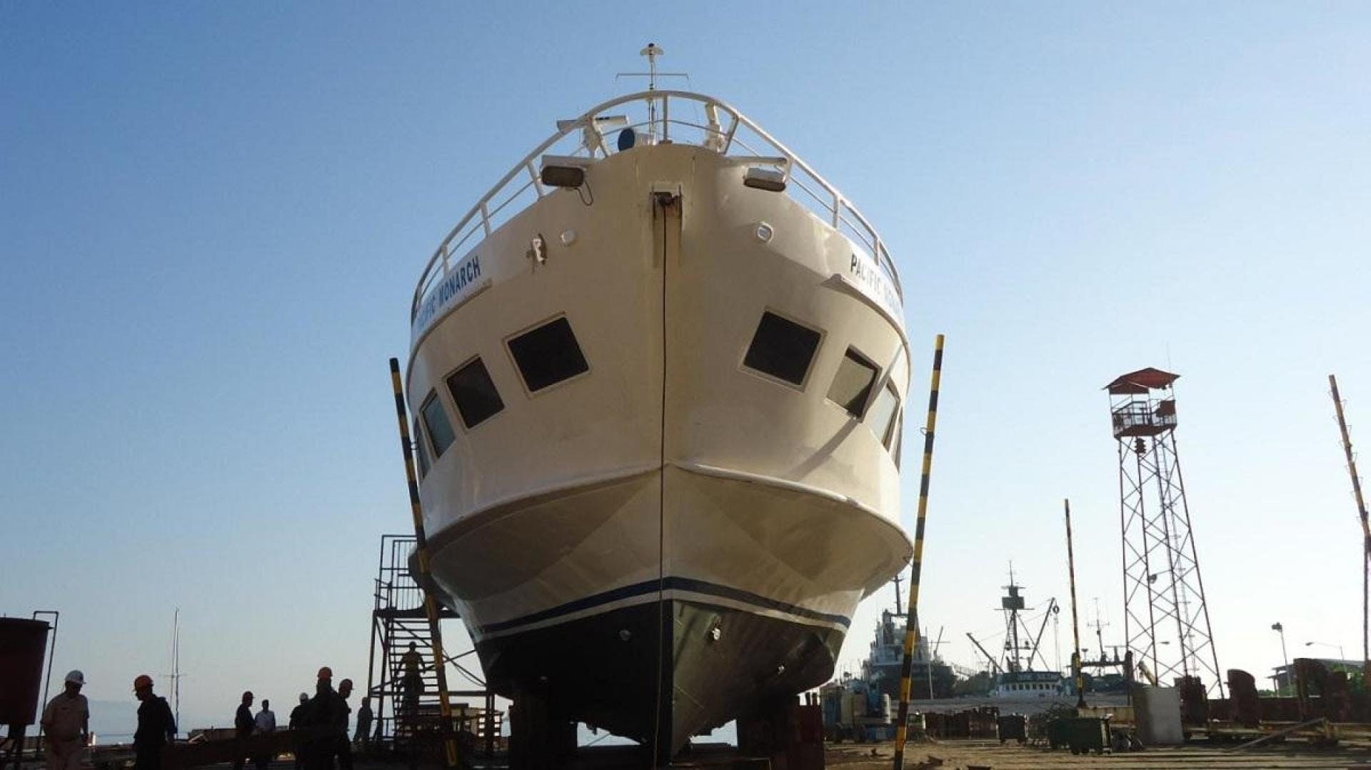 1971 Pacific Boats 130' 130 Monarch  | Picture 4 of 30