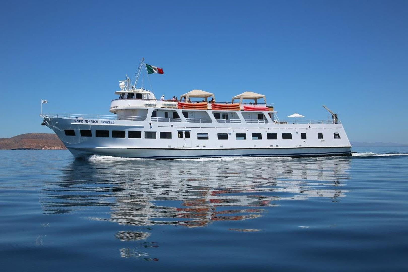 1971 Pacific Boats 130' 130 Monarch  | Picture 1 of 30