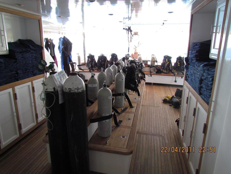 2010 Custom 143' Oceando 143  | Picture 8 of 55