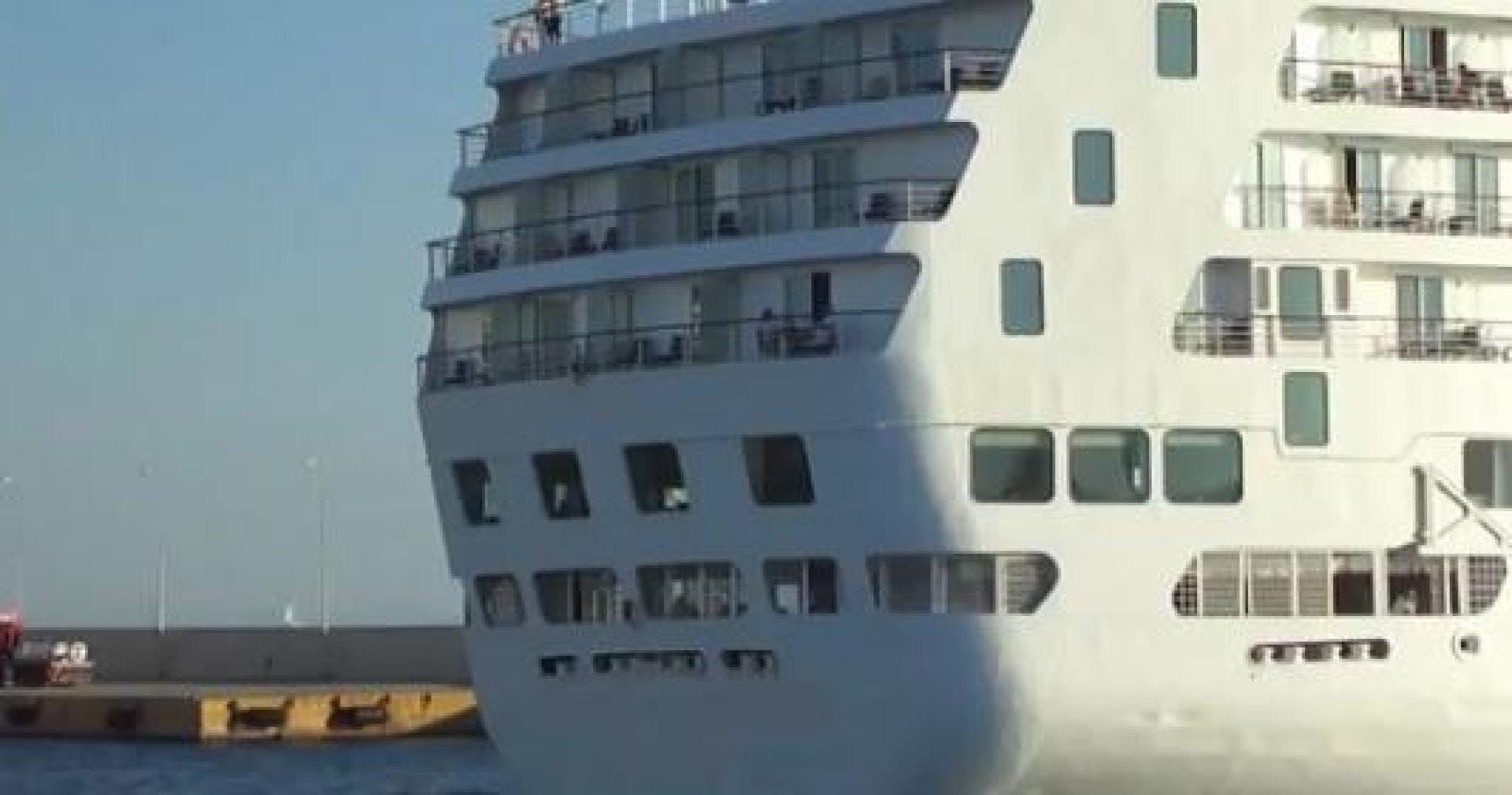 1990 Custom 579' ISHIKAWAJIMA Cruise Ship Aegean Paradise | Picture 4 of 14