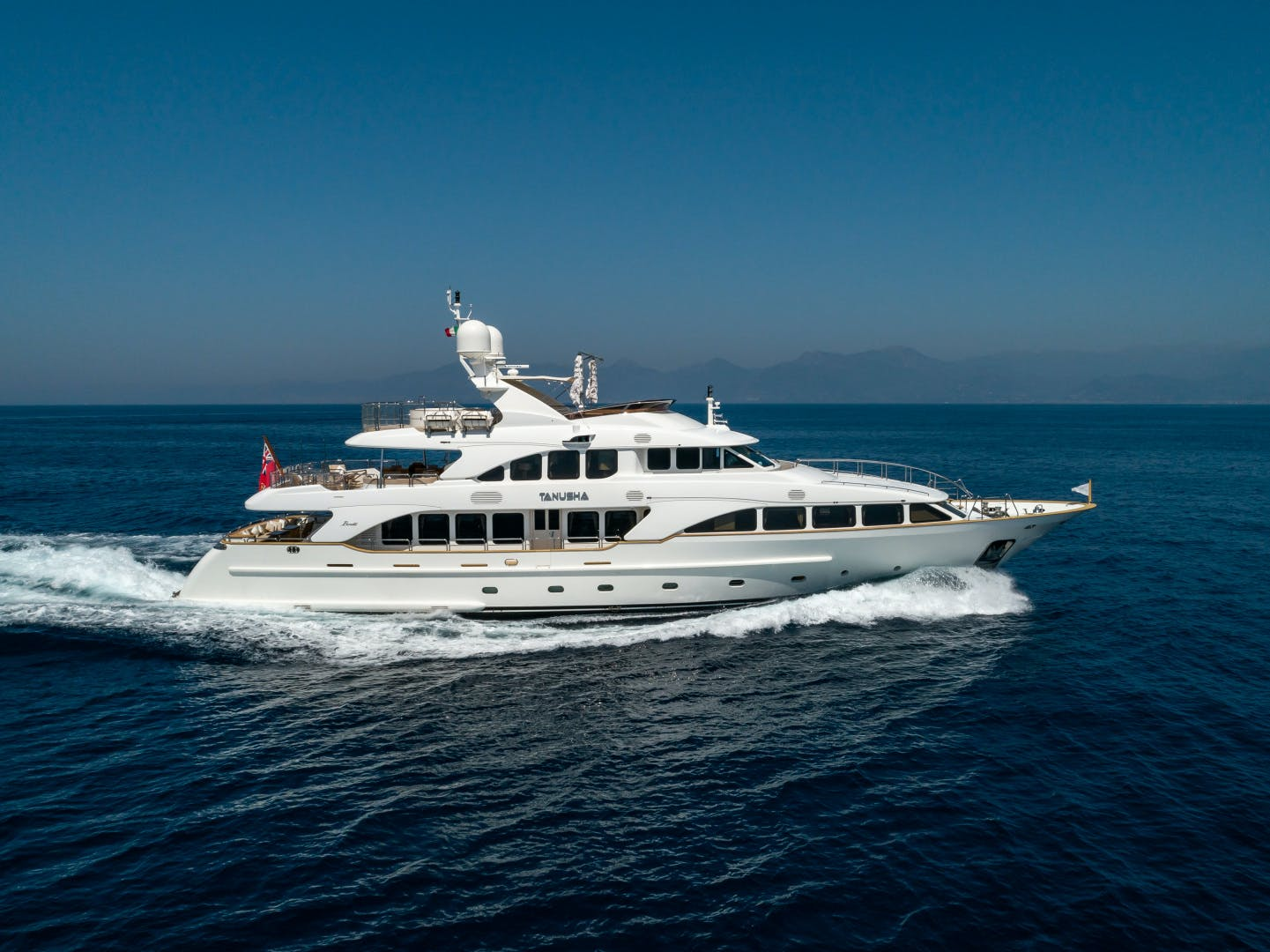 2010 Benetti 120'  TANUSHA | Picture 1 of 29