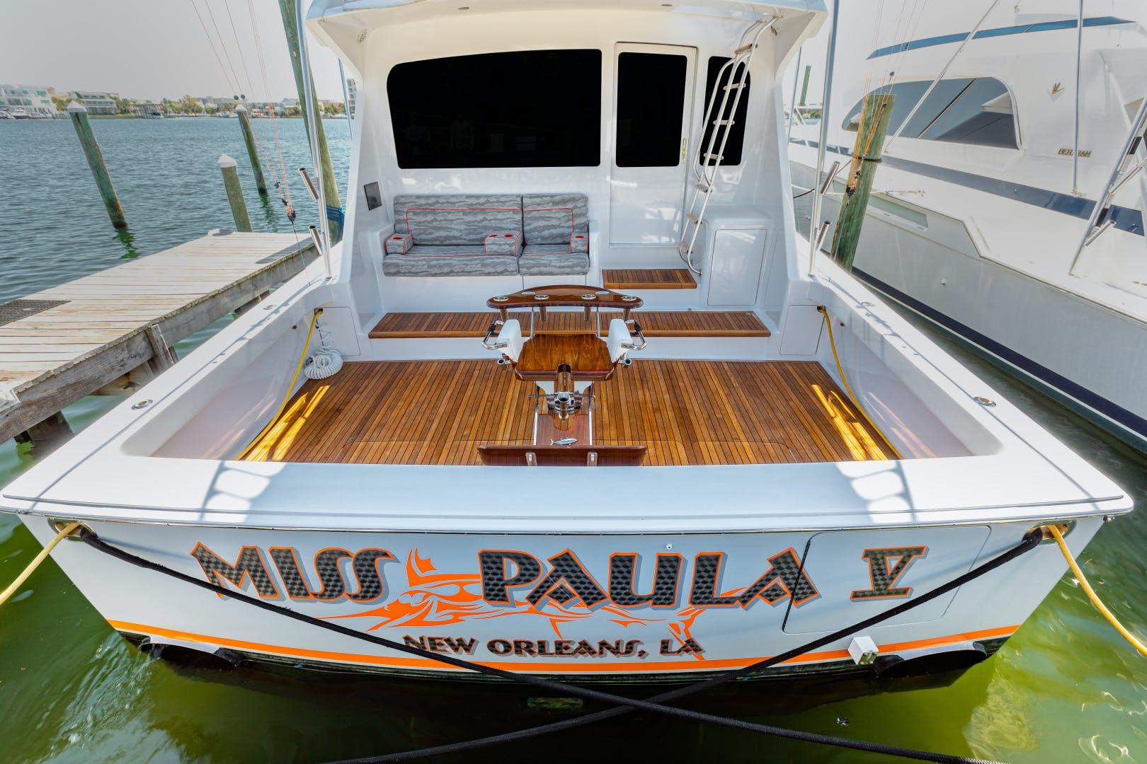 2004 Viking 65' 65 Flybridge Miss Paula V   Picture 1 of 74