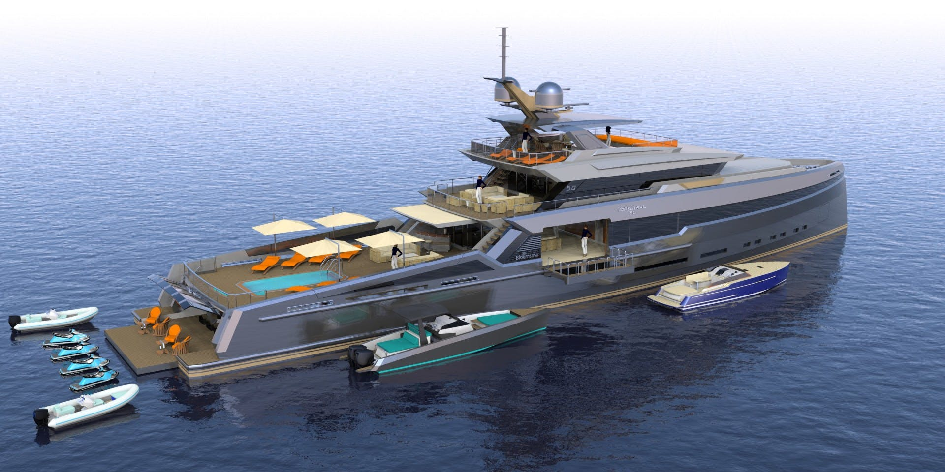 2023 Bloemsma 164' Spectral 50m Spectral 50m | Picture 6 of 16