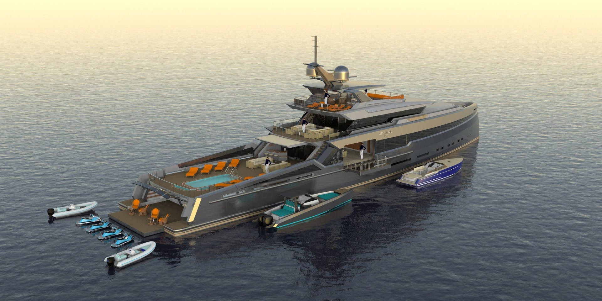 2023 Bloemsma 164' Spectral 50m Spectral 50m | Picture 3 of 16