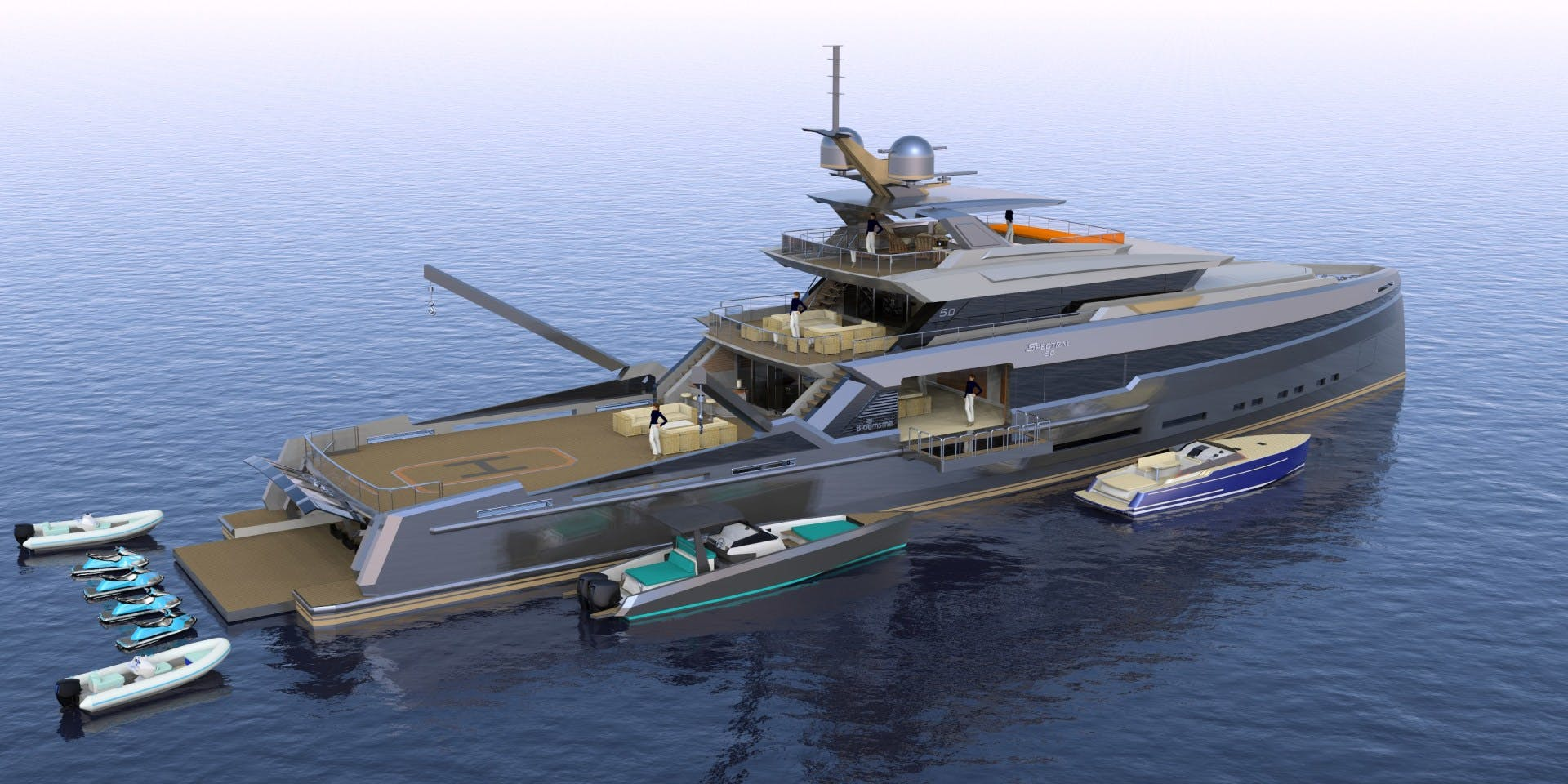 2023 Bloemsma 164' Spectral 50m Spectral 50m | Picture 4 of 16