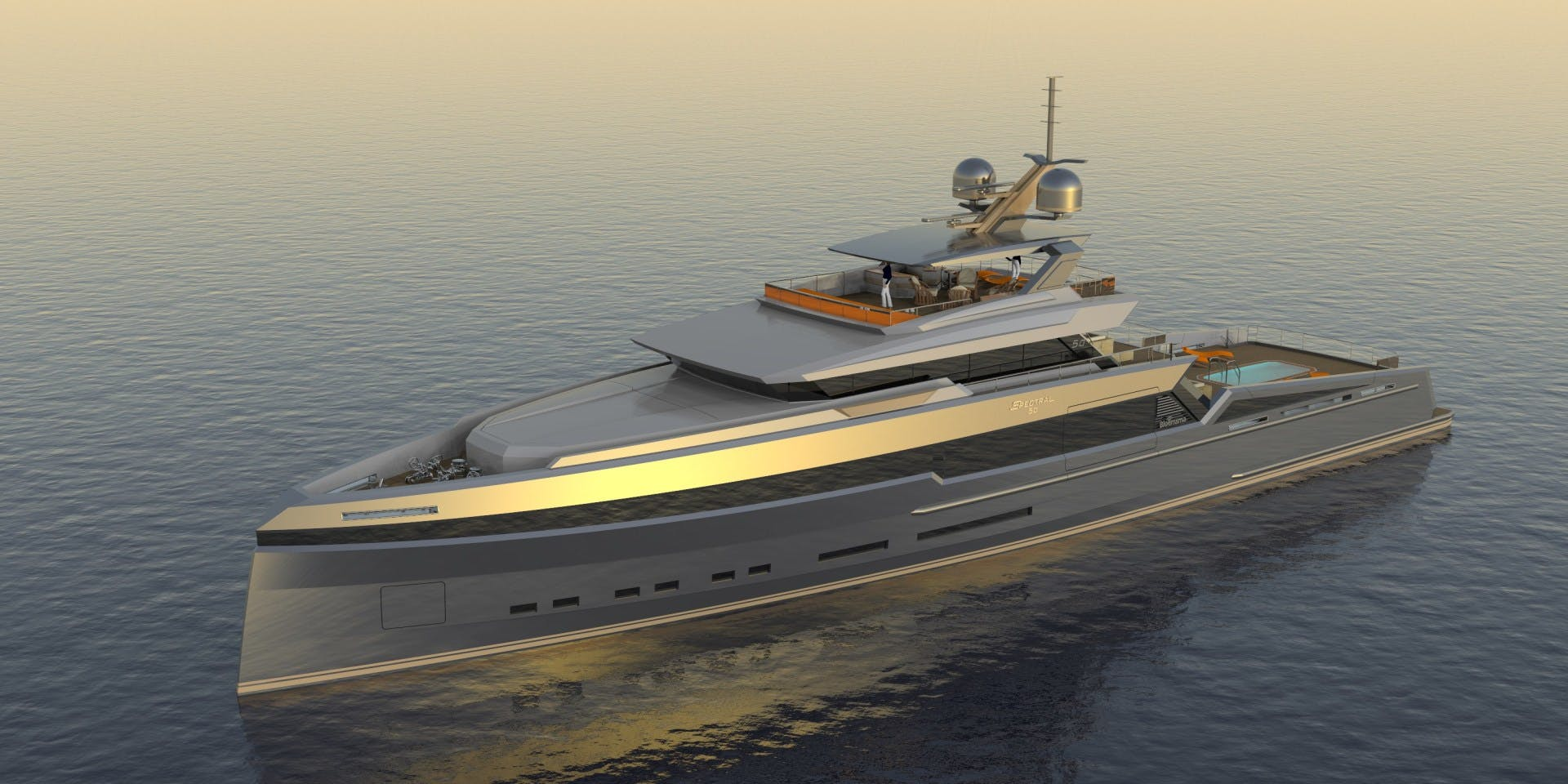 2023 Bloemsma 164' Spectral 50m Spectral 50m | Picture 2 of 16