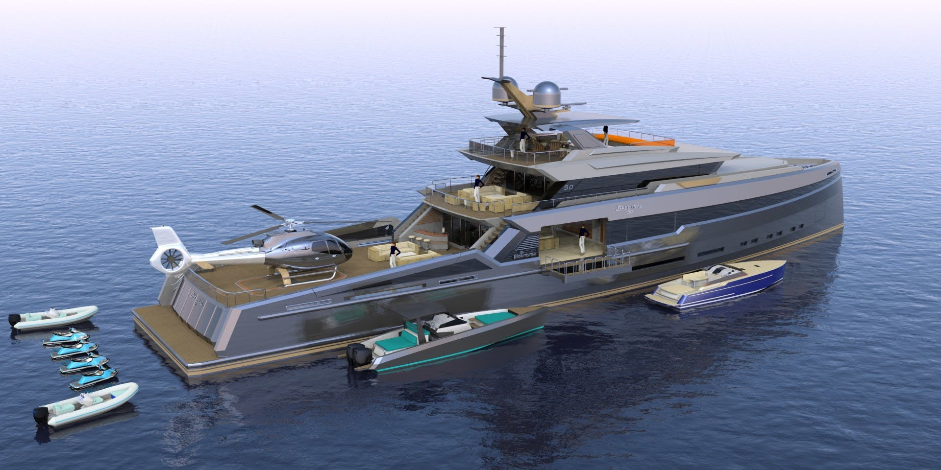 2023 Bloemsma 164' Spectral 50m Spectral 50m | Picture 5 of 16