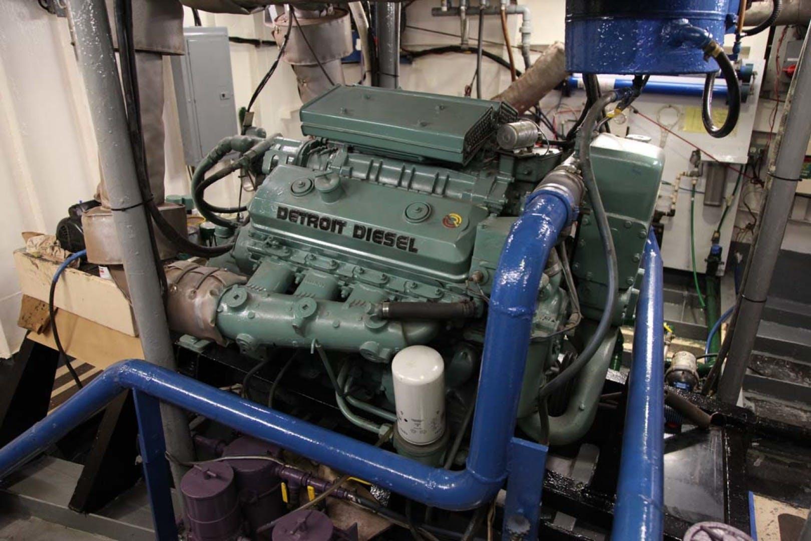 1966 Custom 60' Blount Marine Research Vessel  | Picture 1 of 31