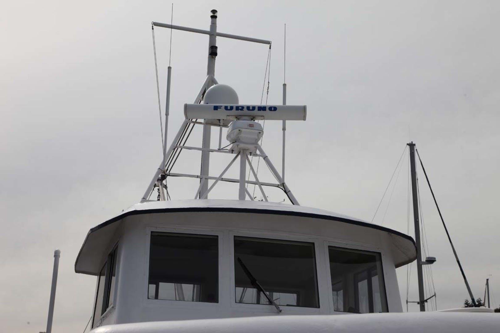 1966 Custom 60' Blount Marine Research Vessel  | Picture 2 of 31