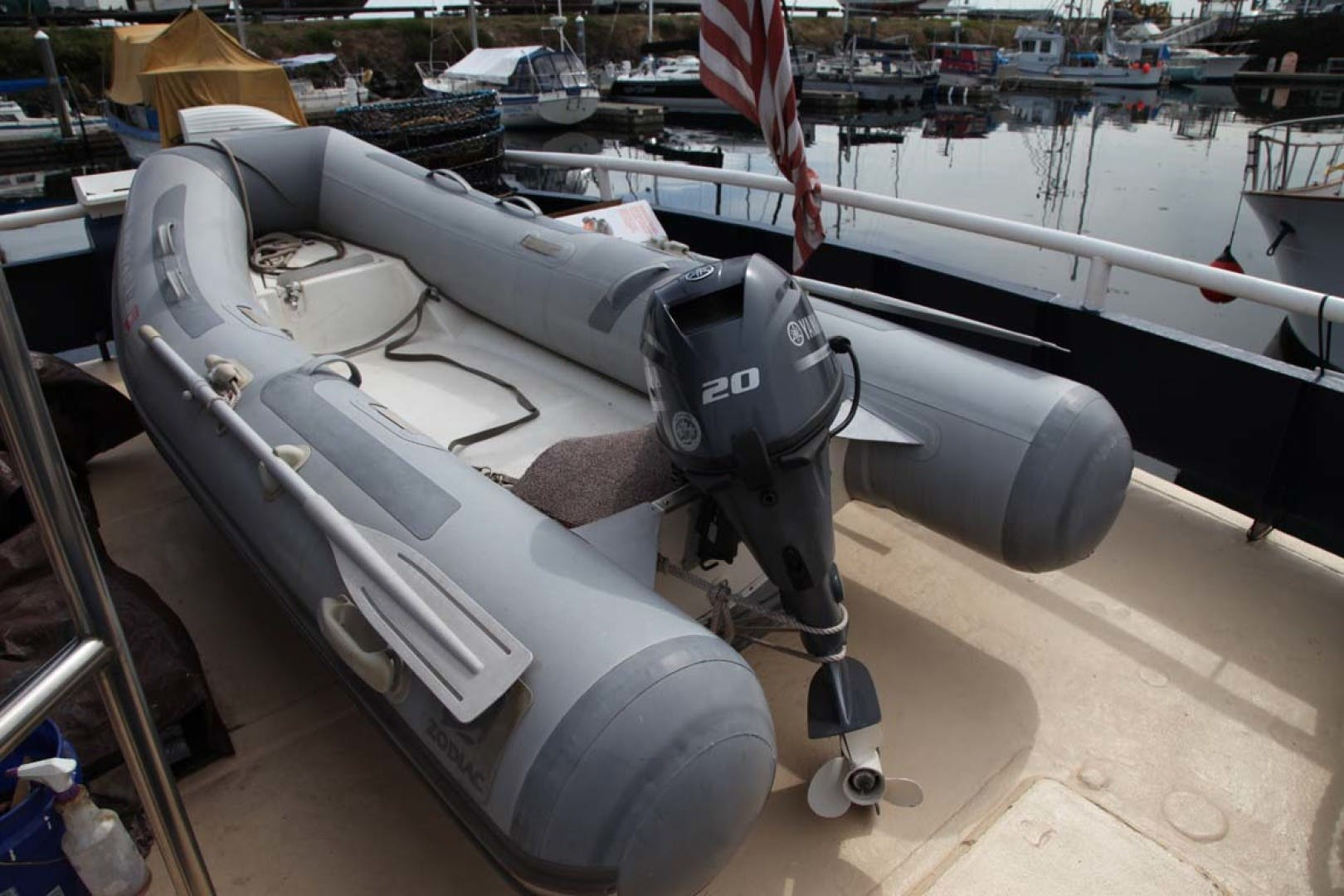 1966 Custom 60' Blount Marine Research Vessel  | Picture 5 of 31