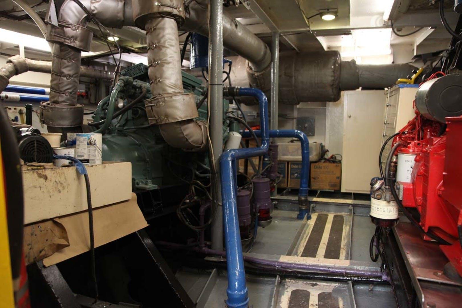 1966 Custom 60' Blount Marine Research Vessel  | Picture 8 of 31