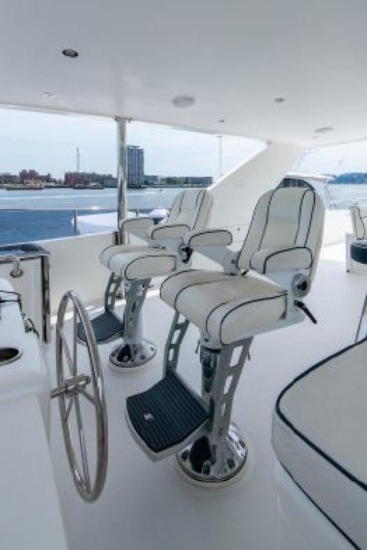 2010 Hargrave 84' 84 Fly Bridge Motor Yacht Mobility | Picture 4 of 107