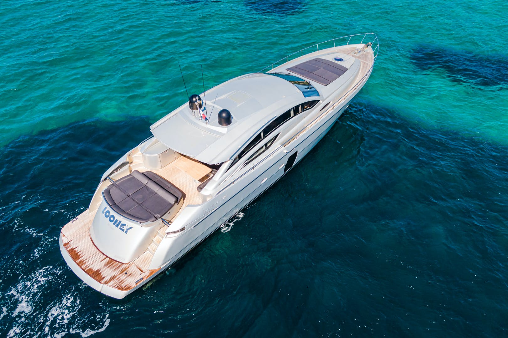 2012 Pershing 72' 72 LOONEY | Picture 6 of 28