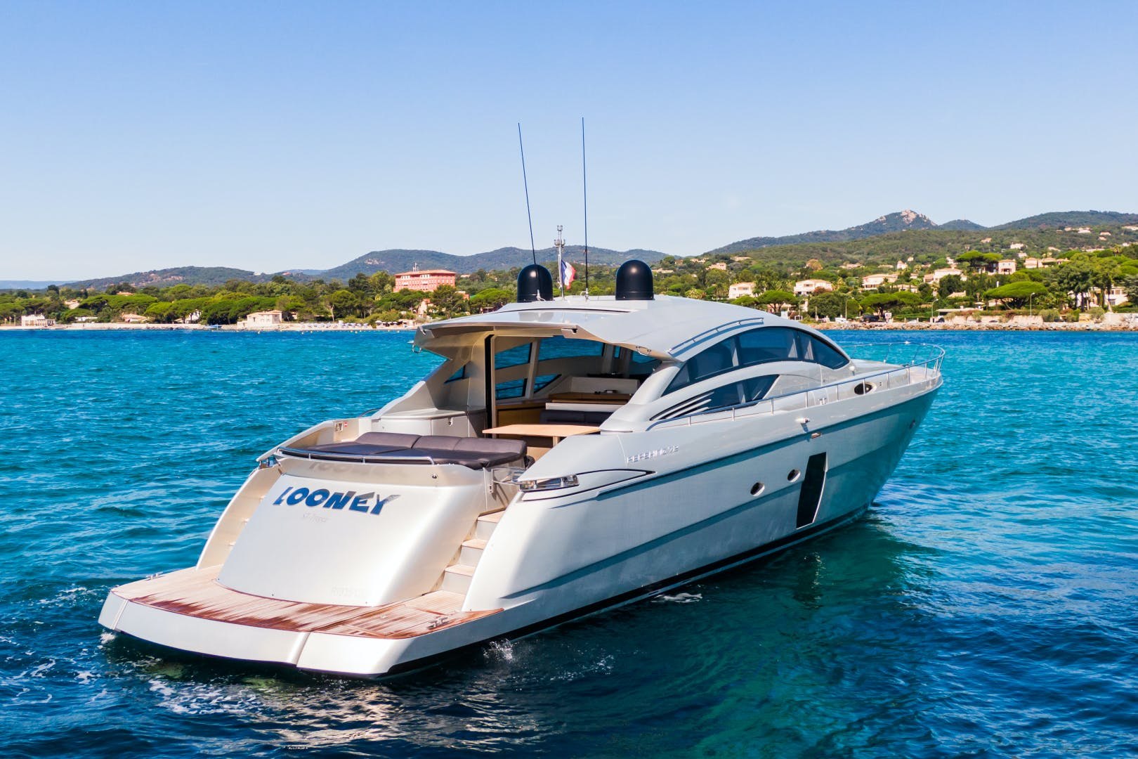 2012 Pershing 72' 72 LOONEY | Picture 5 of 28