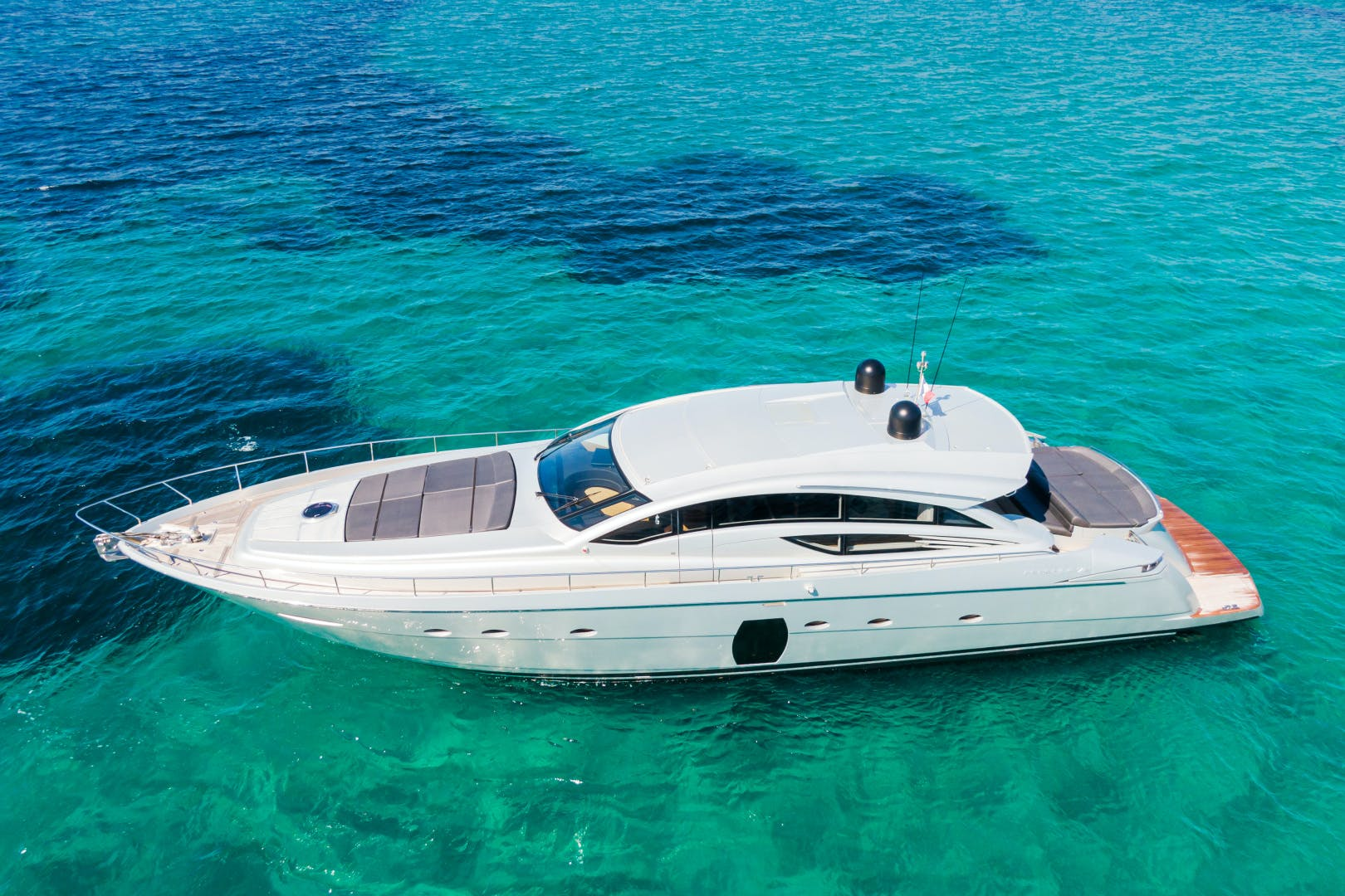2012 Pershing 72' 72 LOONEY | Picture 2 of 28