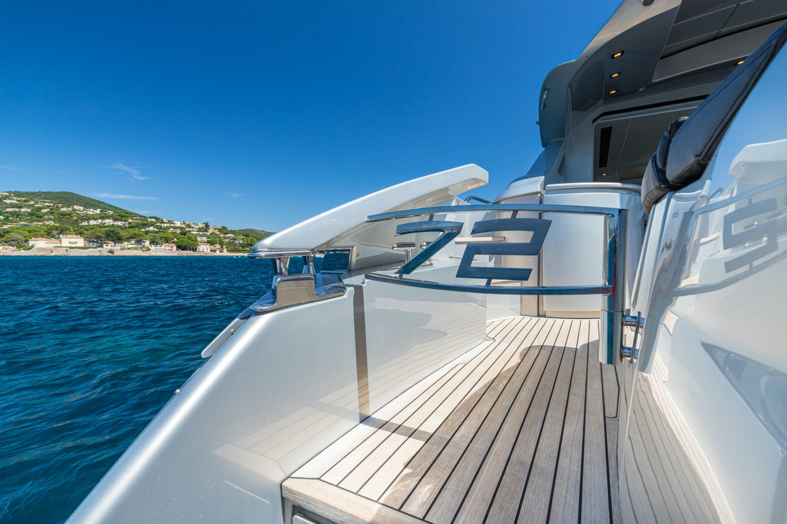 2012 Pershing 72' 72 LOONEY | Picture 8 of 28