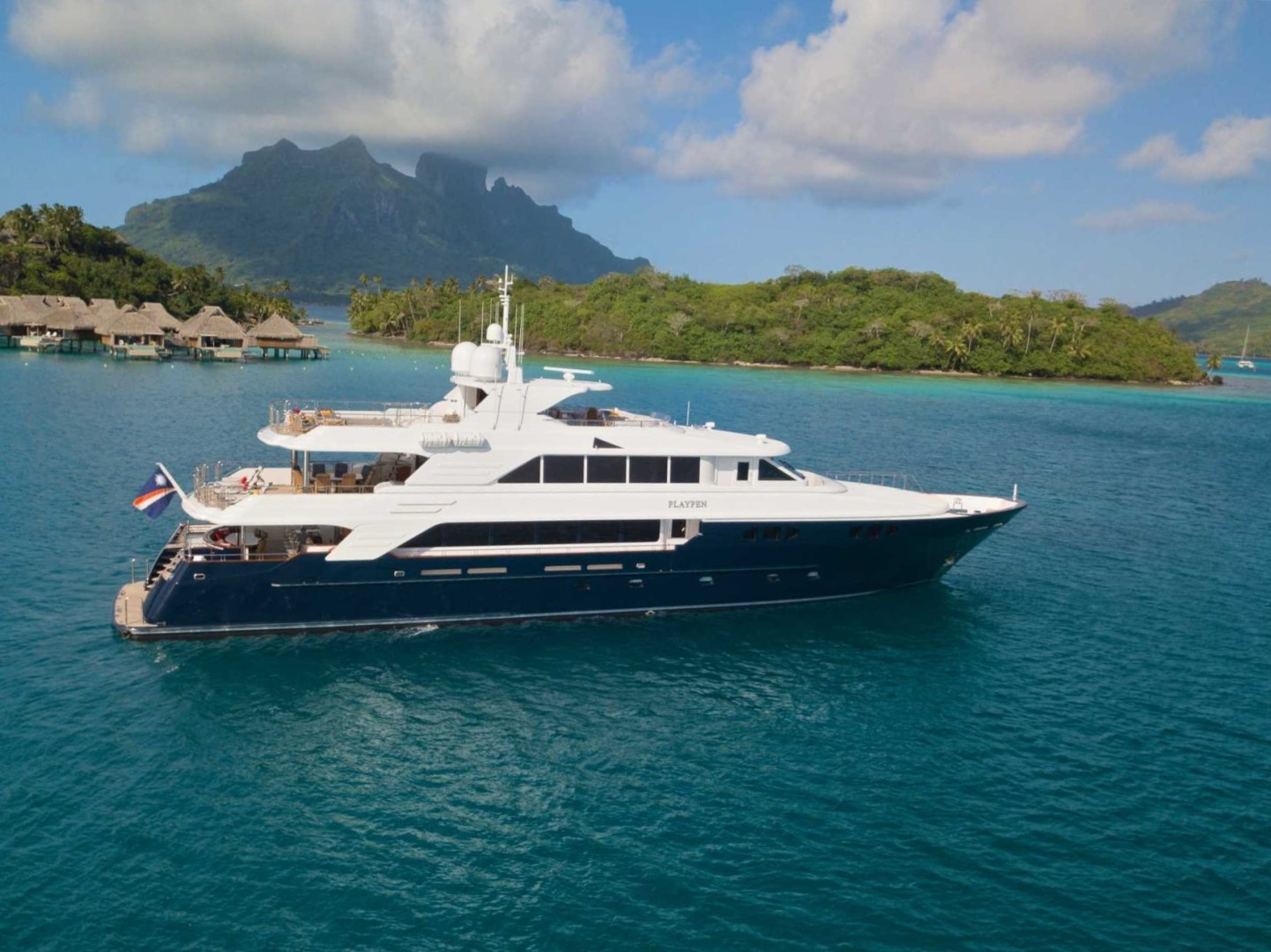 "2007 Richmond Yachts 142'  ""PLAYPEN"""