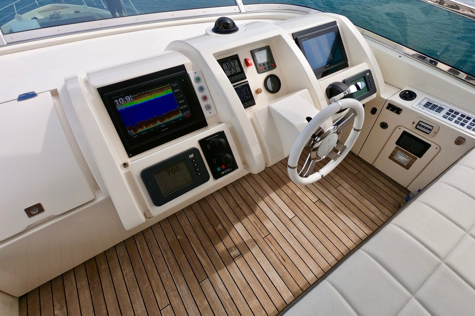 2009 Azimut 85' 85 Flybridge Sempre Grati | Picture 5 of 65