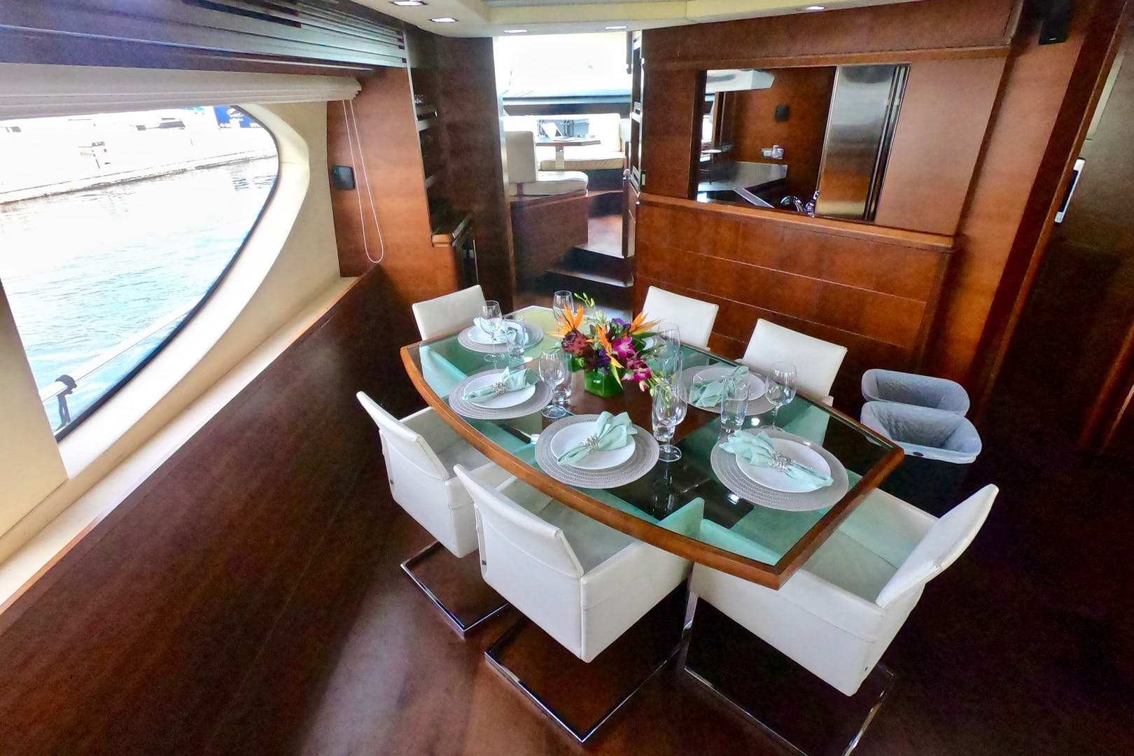 2009 Azimut 85' 85 Flybridge Sempre Grati | Picture 1 of 65