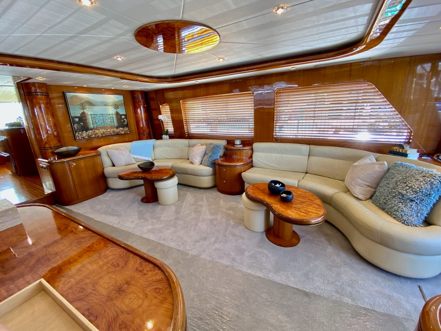 2001 Horizon 76' Sky Lounge BLUEWATER BETH | Picture 7 of 73