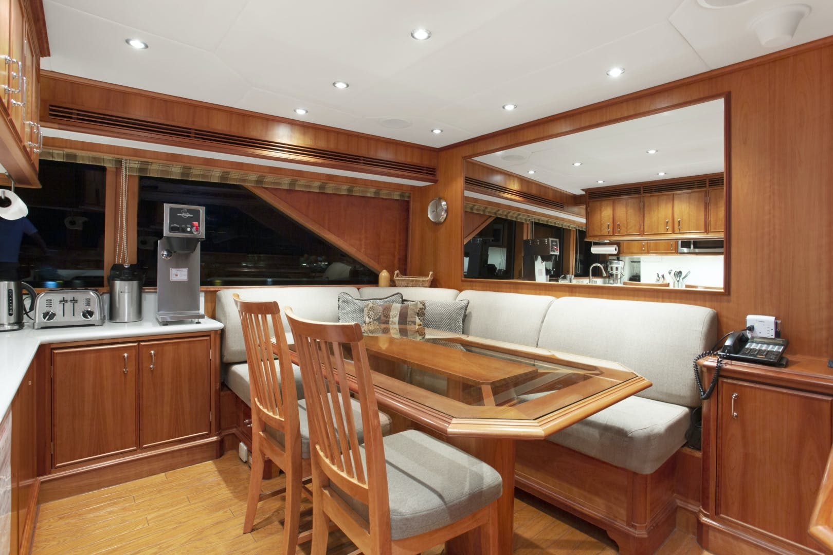 2000 Palmer Johnson 128' Custom Tri-Deck Motoryacht KIMBERLY | Picture 2 of 52