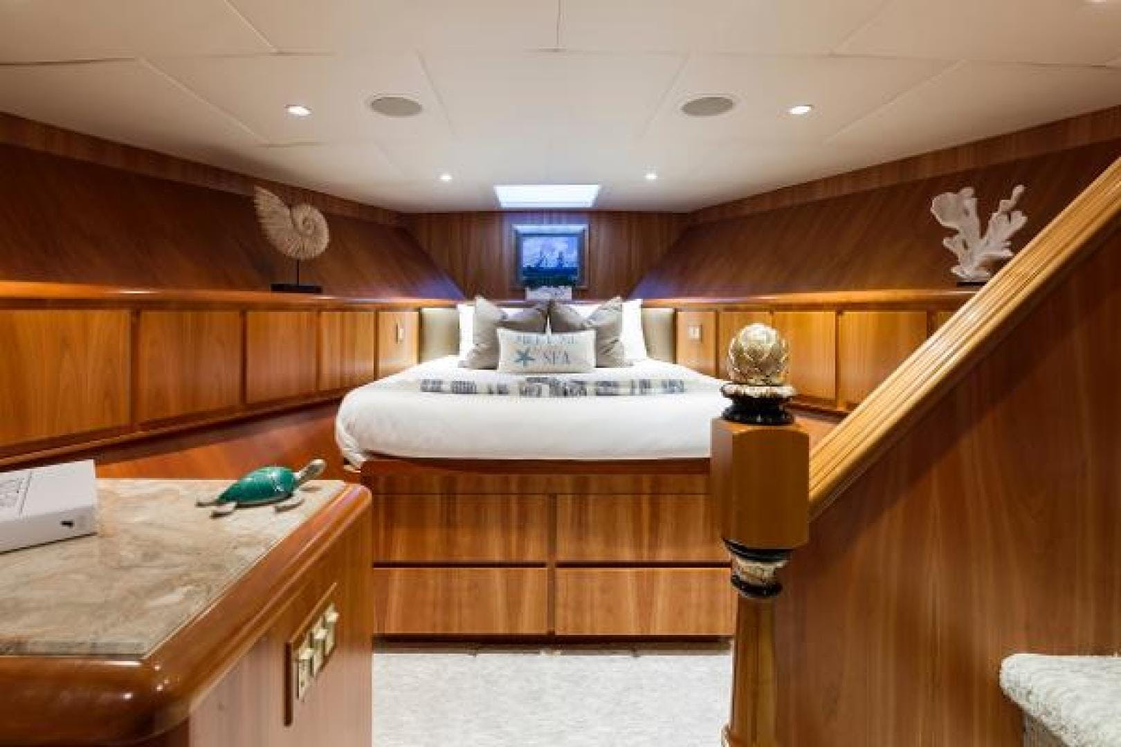 2004 Broward 110' Motor Yacht IL CAPO | Picture 5 of 24