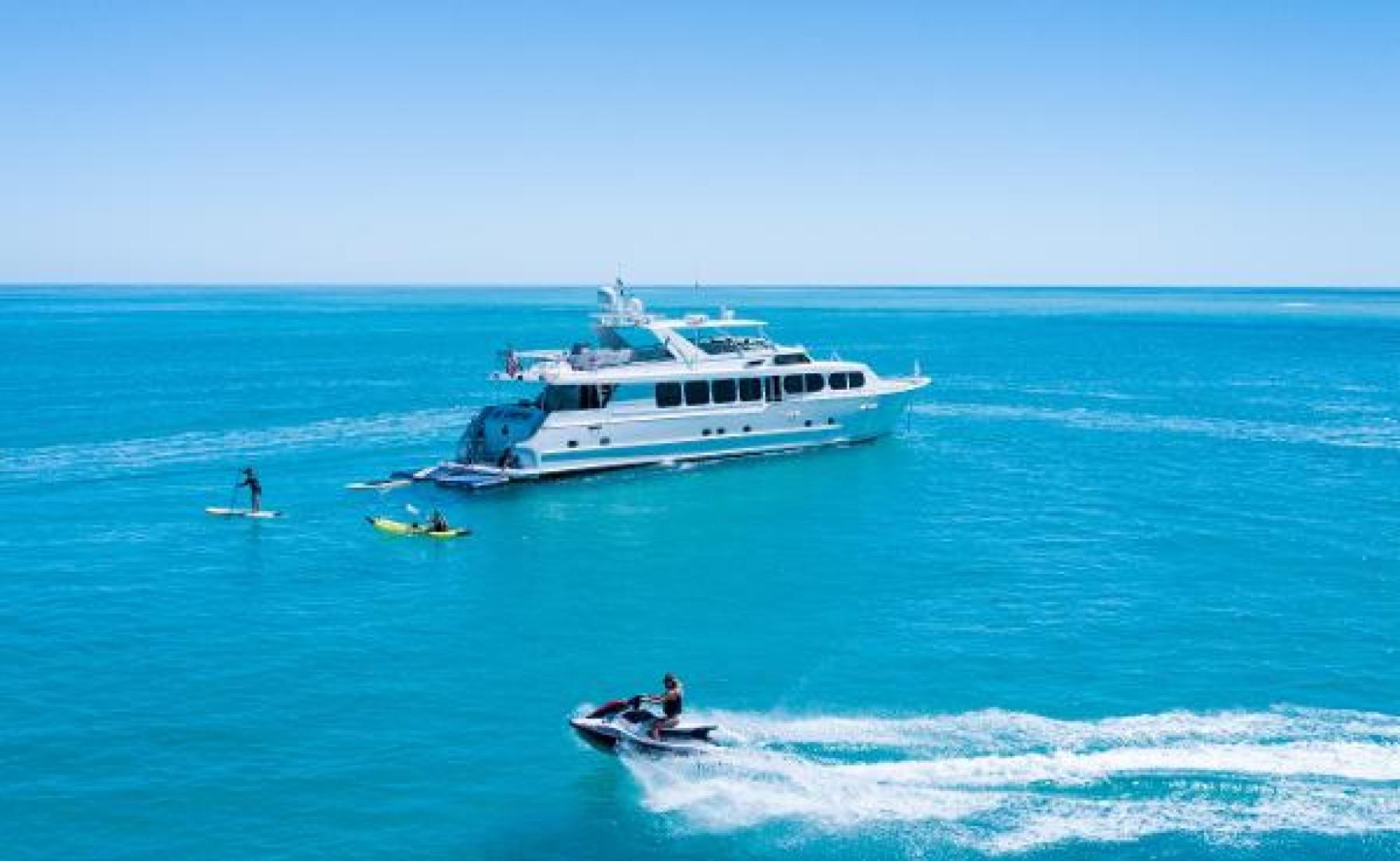 """2004 Broward 110' Motor Yacht """"IL CAPO"""""""
