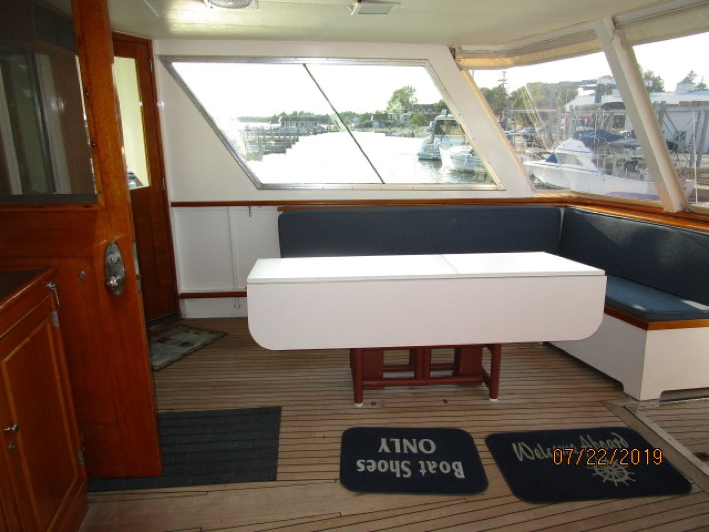 1969 Burger 75' Flushdeck  Pied A Mer | Picture 1 of 90