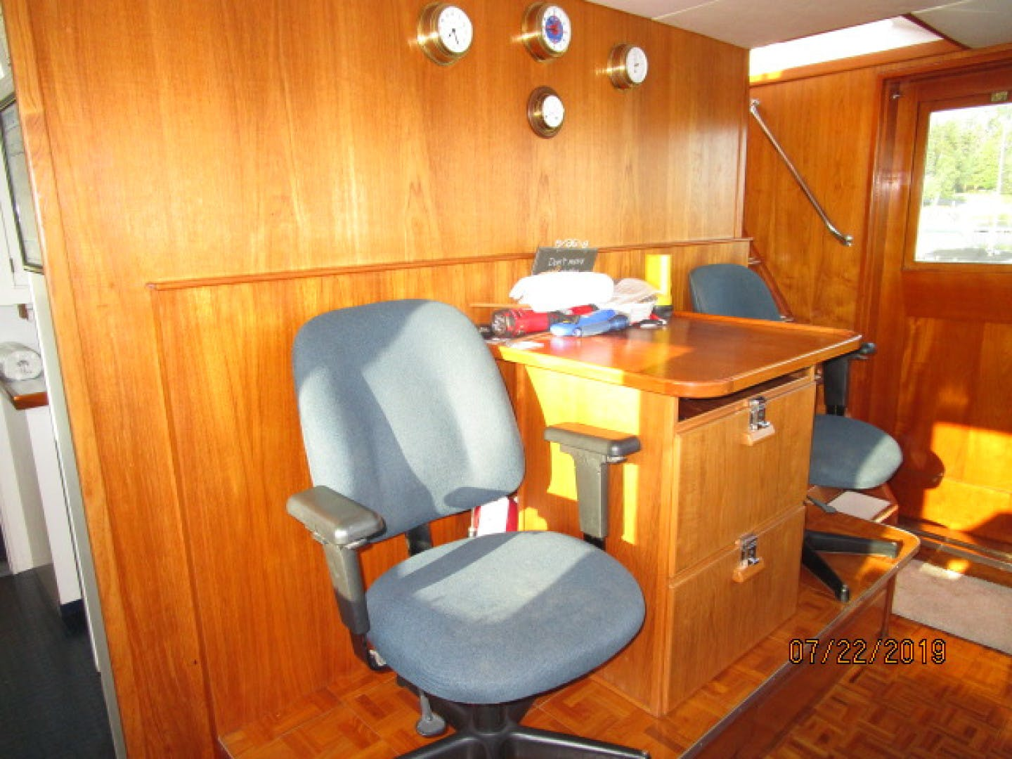 1969 Burger 75' Flushdeck  Pied A Mer | Picture 7 of 90