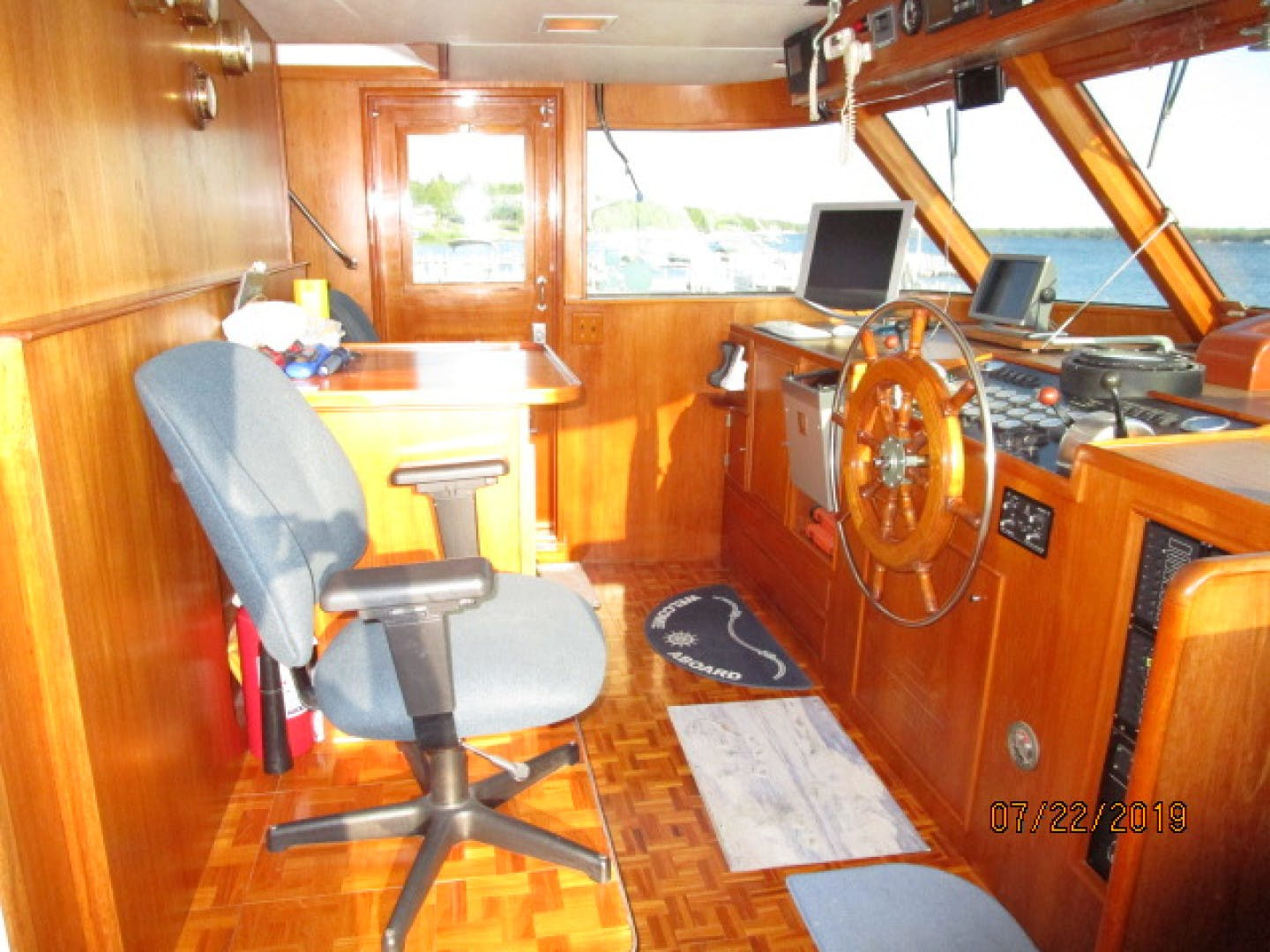 1969 Burger 75' Flushdeck  Pied A Mer | Picture 5 of 90