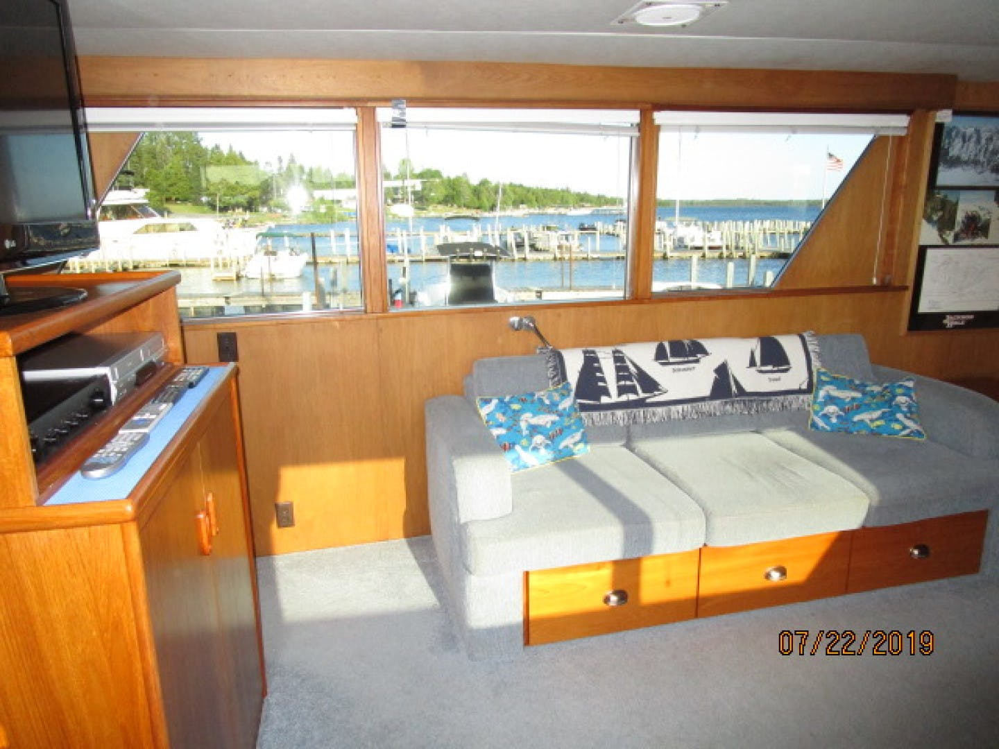 1969 Burger 75' Flushdeck  Pied A Mer | Picture 6 of 90