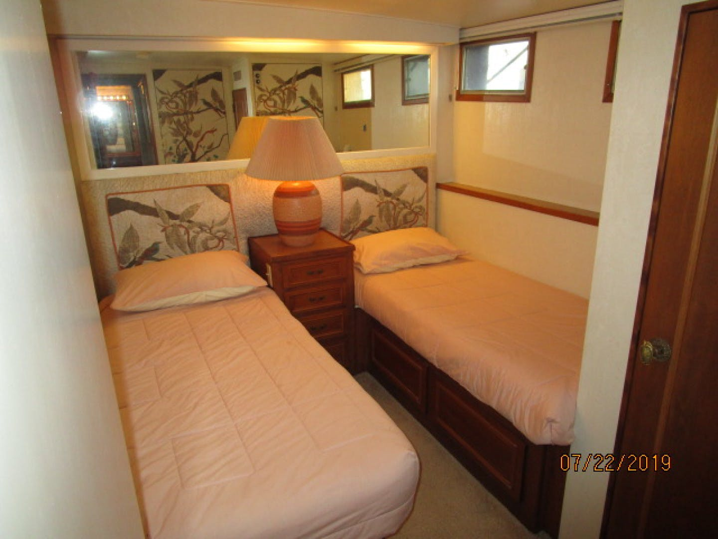 1969 Burger 75' Flushdeck  Pied A Mer | Picture 2 of 90
