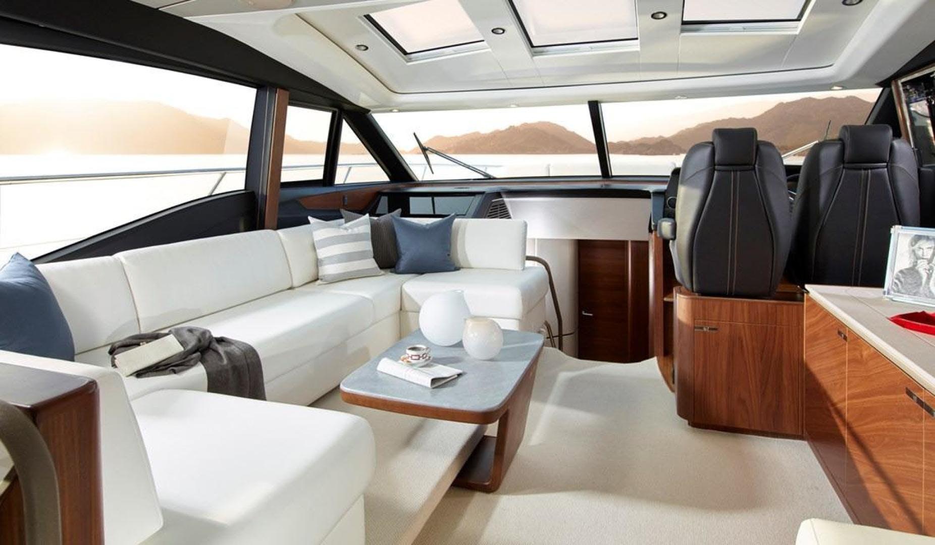 2017 Princess Yachts International 65' S65 Namaste   Picture 3 of 20