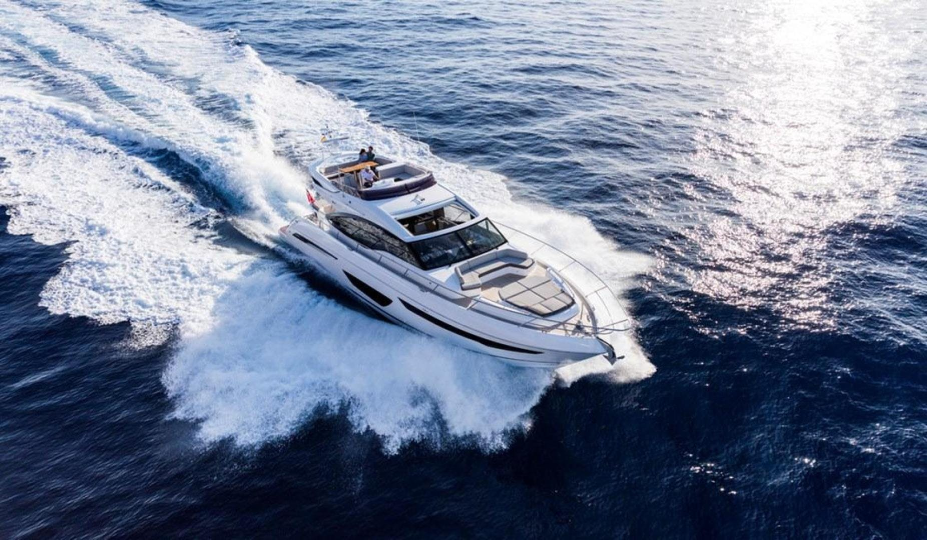 2017 Princess Yachts International 65' S65 Namaste   Picture 2 of 20