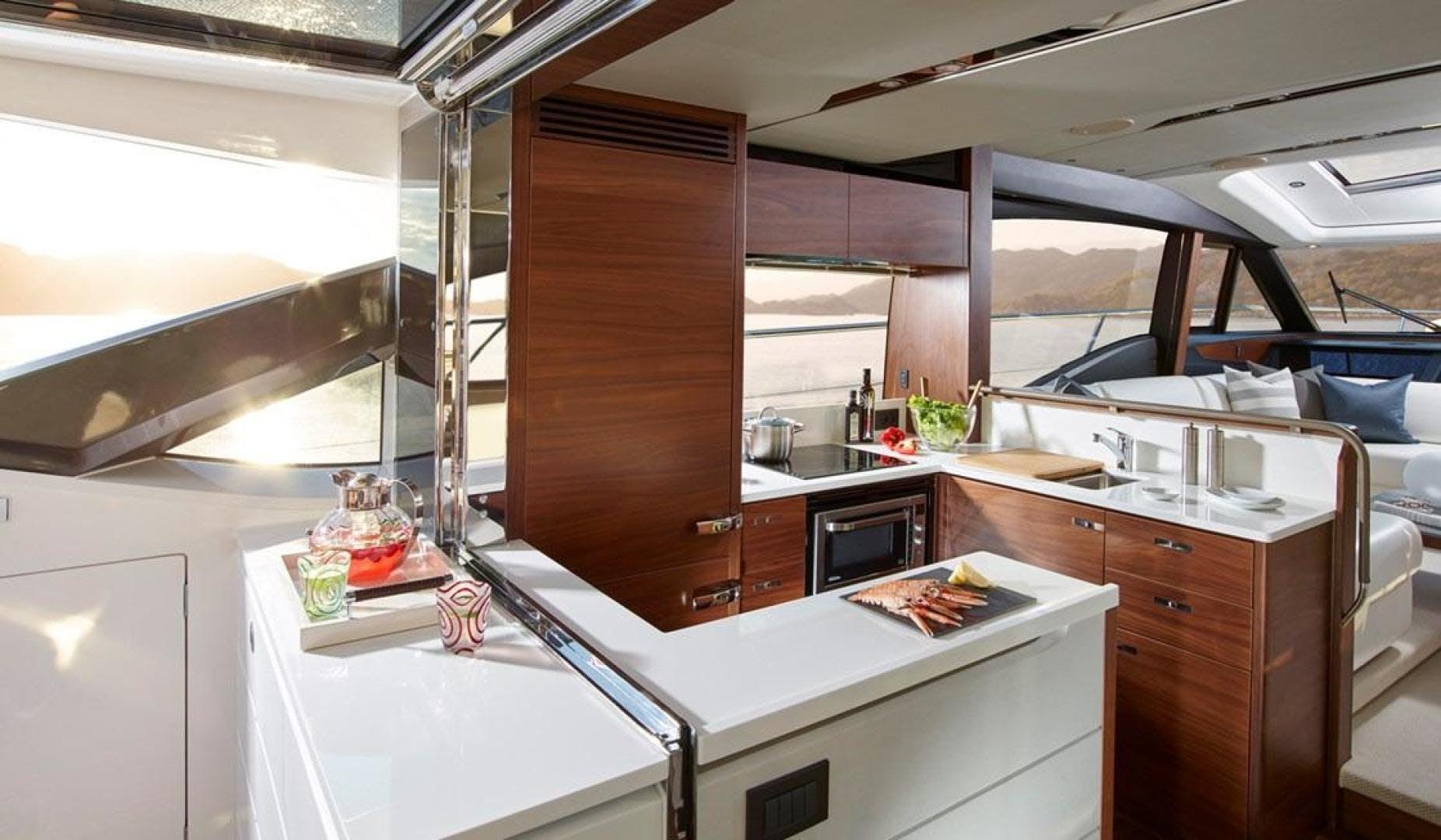 2017 Princess Yachts International 65' S65 Namaste   Picture 7 of 20