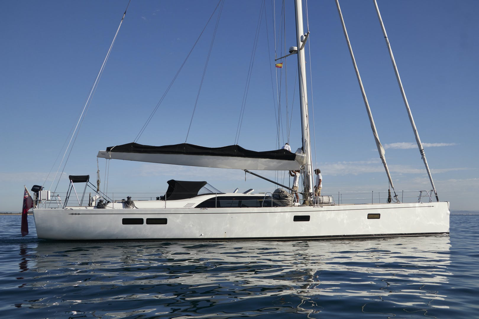 2010 Cantiere Pilot Sarl 65' Tripp 65 Spirit of Altair | Picture 1 of 16