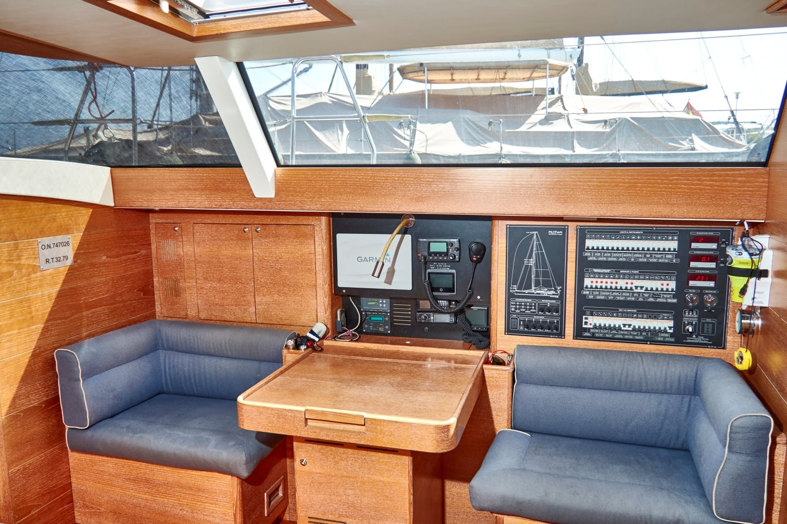 2010 Cantiere Pilot Sarl 65' Tripp 65 Spirit of Altair | Picture 7 of 16