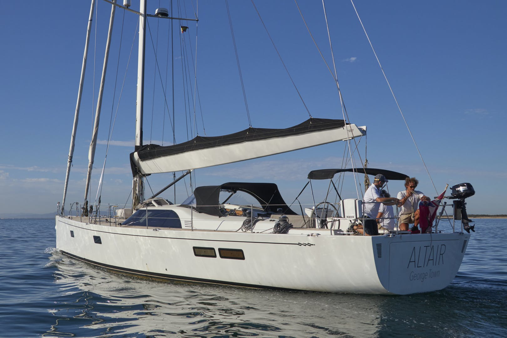2010 Cantiere Pilot Sarl 65' Tripp 65 Spirit of Altair | Picture 2 of 16