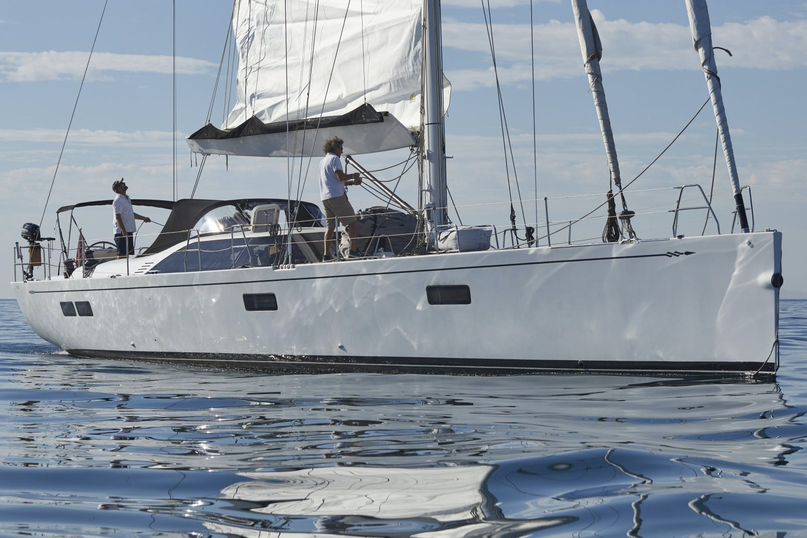2010 Cantiere Pilot Sarl 65' Tripp 65 Spirit of Altair | Picture 3 of 16